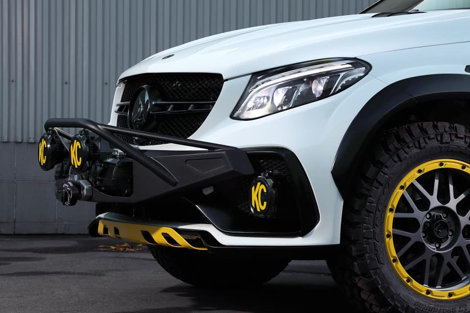 TOPCAR Mercedes GLE Coupe C292 INFERNO 4×4² Tuning 12 Fertig: TOPCAR Mercedes GLE Coupe INFERNO 4×4²