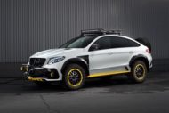 TOPCAR Mercedes GLE Coupe C292 INFERNO 4×4² Tuning 2 190x127 Fertig: TOPCAR Mercedes GLE Coupe INFERNO 4×4²