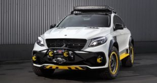 TOPCAR Mercedes GLE Coupe C292 INFERNO 4×4² Tuning 6 310x165 Fertig: TOPCAR Mercedes GLE Coupe INFERNO 4×4²