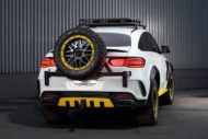 TOPCAR Mercedes GLE Coupe C292 INFERNO 4×4² Tuning 7 190x127 Fertig: TOPCAR Mercedes GLE Coupe INFERNO 4×4²