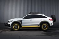 TOPCAR Mercedes GLE Coupe C292 INFERNO 4×4² Tuning 8 190x127 Fertig: TOPCAR Mercedes GLE Coupe INFERNO 4×4²