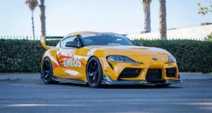 Toyota Supra Fly1 Bodykit Tuning Rays 57CR 4 310x165 Reise in die Vergangenheit   Toyota Supra 3000GT Concept
