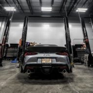 Toyota Supra Pandem V1 1.5 Widebody Kit Tuning SEMA 9 190x190 Fertig: Toyota Supra mit Pandem V1 & 1.5 Widebody Kit
