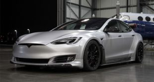 "Unplugged Performance S APEX Widebody Tesla Model S Tuning 5 310x165 Etwas Black Series   ""S APEX"" Bodykit am Tesla Model S"