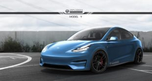 Unplugged Performance Tesla Model Y Bodykit Tuning 310x165 Vorschau: Unplugged Performance Tesla Model Y Bodykit