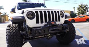 WAYALIFE Jeep Gladiator Tuning 40 Zoll Dana UD60 6 310x165 Video: Soundcheck   2018 Ford Mustang GT 1250R BiTurbo