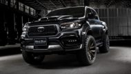 Wald Sports Line Black Bison Edition TOYOTA HILUX Widebody Tuning 1 190x107 Get bigger WALD International Bodykit am Toyota Hilux