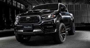 Wald Sports Line Black Bison Edition TOYOTA HILUX Widebody Tuning 1 310x165 Elegant: WALD Black Bison 2019 Mercedes S Klasse (W222)