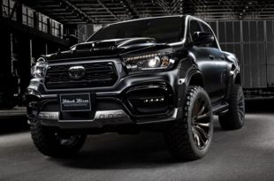 Wald Sports Line Black Bison Edition TOYOTA HILUX Widebody Tuning 1 310x205 Get bigger WALD International Bodykit am Toyota Hilux