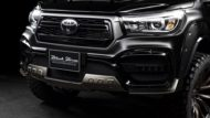 Wald Sports Line Black Bison Edition TOYOTA HILUX Widebody Tuning 6 190x107 Get bigger   WALD International Bodykit am Toyota Hilux