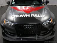 Widebody APR Audi S3 Limousine Forgestar APR Tuning 11 190x143 Widebody APR Audi S3r Limousine auf Forgestar Felgen
