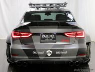 Widebody APR Audi S3 Limousine Forgestar APR Tuning 13 190x143 Widebody APR Audi S3r Limousine auf Forgestar Felgen