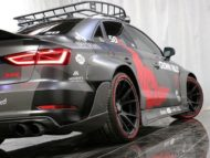 Widebody APR Audi S3 Limousine Forgestar APR Tuning 15 190x143 Widebody APR Audi S3r Limousine auf Forgestar Felgen