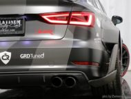 Widebody APR Audi S3 Limousine Forgestar APR Tuning 16 190x143 Widebody APR Audi S3r Limousine auf Forgestar Felgen