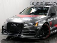 Widebody APR Audi S3 Limousine Forgestar APR Tuning 2 190x143 Widebody APR Audi S3r Limousine auf Forgestar Felgen