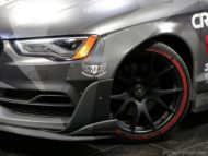 Widebody APR Audi S3 Limousine Forgestar APR Tuning 3 190x143 Widebody APR Audi S3r Limousine auf Forgestar Felgen