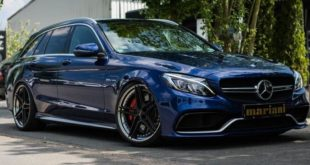 mariani Mercedes C63s AMG 20 Zoll S205 T Modell Tuning 5 Header 310x165 Video: Soundcheck   AC Schnitzer BMW Z4 M40i Cabrio & sDrive 20i