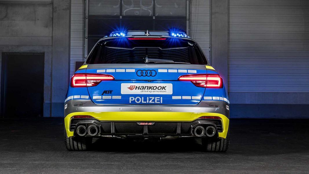2019 Audi RS4 TUNE IT SAFE Polizeiauto EMS Tuning 3 2019 im Audi RS4   TUNE IT! SAFE! Polizeiauto zur EMS!