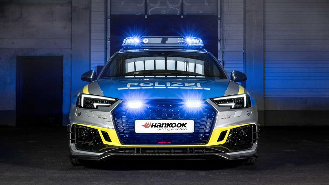 2019 Audi RS4 TUNE IT SAFE Polizeiauto EMS Tuning 4 2019 im Audi RS4   TUNE IT! SAFE! Polizeiauto zur EMS!