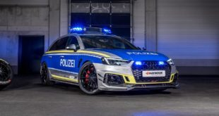 2019 Audi RS4 TUNE IT SAFE Polizeiauto EMS Tuning Header 310x165 2019 im Audi RS4 TUNE IT! SAFE! Polizeiauto zur EMS!