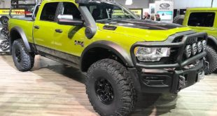 2020 AEV Prospector XL Dodge RAM 2500HD Tuning Header 310x165 Video: Update   Bloodhound LSR jetzt 1010 km/h schnell