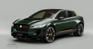 2020 Lister Jaguar I Pace E SUV Tuning 1 310x165 Leichter und schneller   2020 Lister Jaguar I Pace (E SUV)