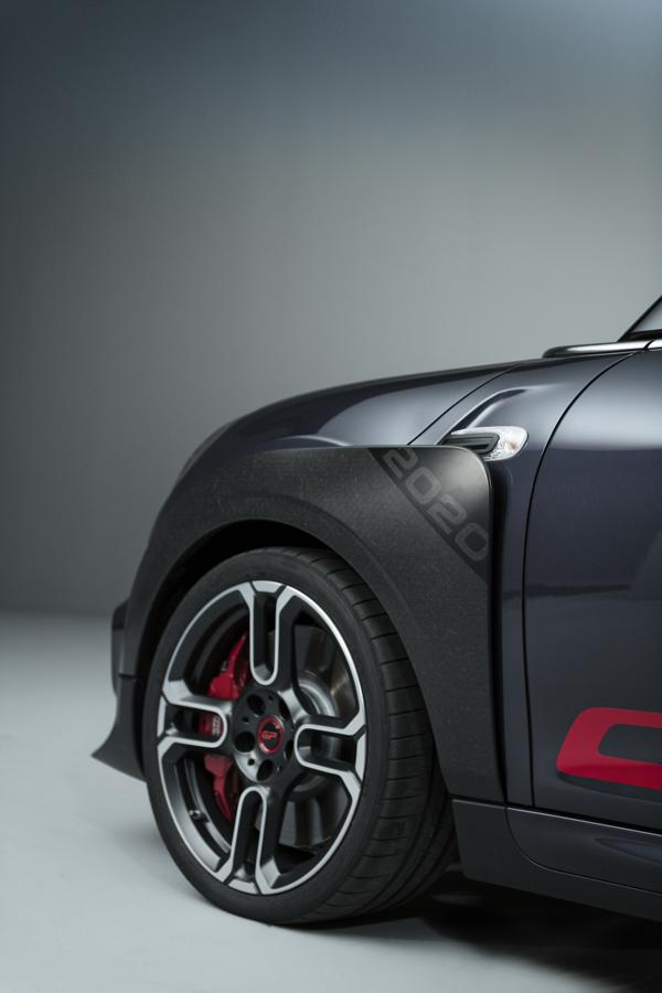 2020 Mini John Cooper Works GP Tuning 3 Extremsportler mit zwei Sitzen   Mini John Cooper Works GP