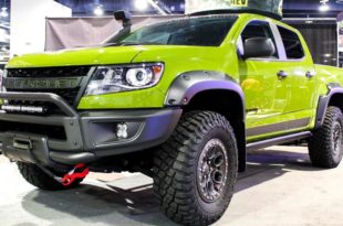 AEV350 Chevrolet Colorado ZR2 Bison SEMA 2019 Tuning Header 310x205 AEV350 Chevrolet Colorado ZR2 Bison zur SEMA 2019