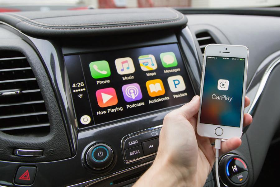 Apple CarPlay Installation nachrüsten Tuning Over the Air Updates bringen die Sonderausstattung über Nacht!
