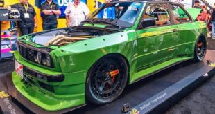 BMW E30 RFR30 LS V8 Rebellion Forge Racing Widebody Tuning SEMA 310x165 Video: Porsche Cayman GT4 Turbo von mit 450 PS & 475 NM