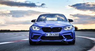 BMW M2 CS F87 2020 Leichtbau Tuning 60 310x165 Video: Drag race   500 PS Toyota Supra vs. Tesla Mode 3