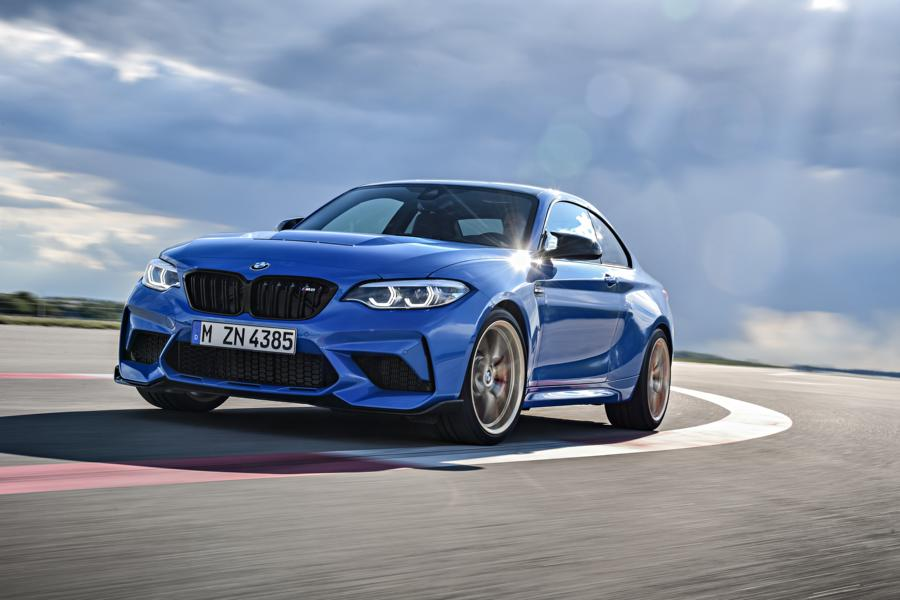 BMW M2 CS F87 2020 Leichtbau Tuning 67 Video: Porsche Cayman GTS vs. BMW M2 CS vs. Mercedes A45 AMG S