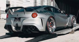 Creative Bespoke Ferrari F12 Duke Dynamics Bodykit Tuning Header 310x165 Full House   Creative Bespoke Mercedes AMG GTS Edition!