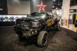 GMC Sierra Rolling Big Power Dieselbrothers Tuning SEMA 4 155x103 Big Boy GMC Sierra von Rolling Big Power & Dieselbrothers