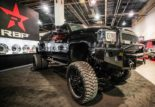 GMC Sierra Rolling Big Power Dieselbrothers Tuning SEMA 6 155x107 Big Boy GMC Sierra von Rolling Big Power & Dieselbrothers