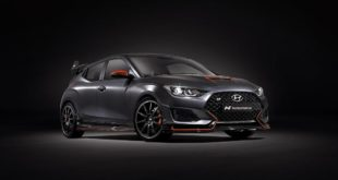 Hyundai Veloster N Performance Concept Car Tuning SEMA 1 310x165 Hyundai Veloster N Performance Concept Car mit 275 PS
