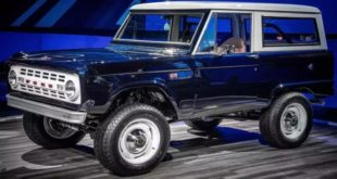 Jay Leno Ford Bronco SEMA 2019 Tuning Restomod 19 1 310x165 SEMA 2019   Z1 Nissan Titan XD Dually Butch Johnson