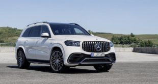 Mercedes AMG GLS 63 4MATIC Tuning 2019 5 310x165 612 PS: Der neue Mercedes AMG GLS 63 4MATIC+ (X 167)