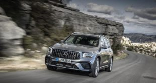 Mercedes Benz AMG GLB 35 4MATIC X 247 88 310x165 Weltrekord: Mercedes AMG GLA 45 4MATIC+ mit 421 PS