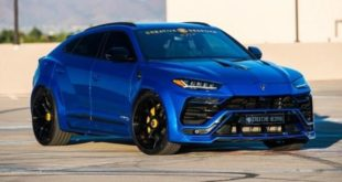 Novitec ESTESO Lamborghini Urus Widebody Tuning Header 310x165 Full House   Creative Bespoke Mercedes AMG GTS Edition!
