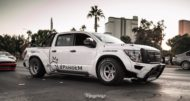 Pandem Widebody Kit 2020 Nissan Titan Pickup Tuning SEMA 2019 1 190x101 Pandem Widebody Kit am 2020 Nissan Titan Pickup