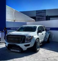 Pandem Widebody Kit 2020 Nissan Titan Pickup Tuning SEMA 2019 6 190x200 Pandem Widebody Kit am 2020 Nissan Titan Pickup