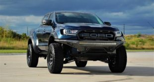 PaxPower Beefy Ford Ranger Lariat FX4 SEMA Tuning 2 310x165 Get Offroad: RTR Ford Ranger Rambler zur SEMA 2019