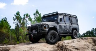 Peacemaker E.C.D Land Rover Defender 110 Diesel Restomod Tuning 4 310x165 2200 Arbeitsstunden   ECD Range Rover Classic Lang!