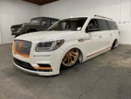 Project Navih8r Airride Lincoln Navigator Tuning 9 190x143 Video: Project Navih8r   Airride im fetten Lincoln Navigator!