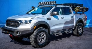 RTR Ford Ranger Rambler SEMA 2019 Header 310x165 730 PS & 828 NM im 2020 Tickford V8 Ford Ranger Pickup!
