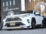 Rowen International Bodykit 2019 Tuning Toyota RAV4 13 155x116 Fertig: Rowen International Bodykit für den Toyota RAV4