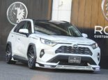 Rowen International Bodykit 2019 Tuning Toyota RAV4 14 155x116 Fertig: Rowen International Bodykit für den Toyota RAV4