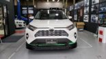 Rowen International Bodykit 2019 Tuning Toyota RAV4 20 155x87 Fertig: Rowen International Bodykit für den Toyota RAV4