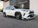 Rowen International Bodykit 2019 Tuning Toyota RAV4 24 155x116 Fertig: Rowen International Bodykit für den Toyota RAV4